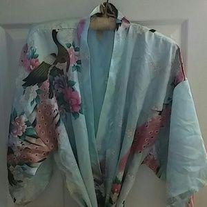 mei tesi Intimates & Sleepwear - Satin robe